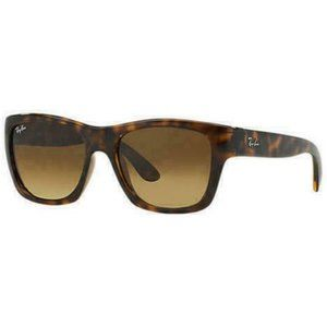 Ray-Ban Square Style Brown Gradient Lens